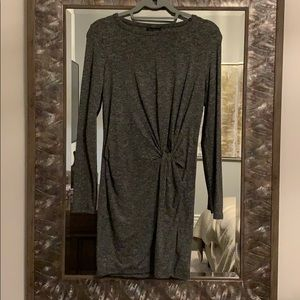 Topshop Long Sleeve Dress